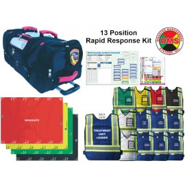 13 Position Rapid Response Kit