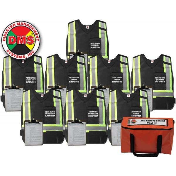 Law Enforcement Vest Kit