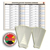 Evacuee Tracking Refill Kit