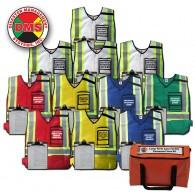 Long Term Care Facility Command Vest Kit - 11 Position
