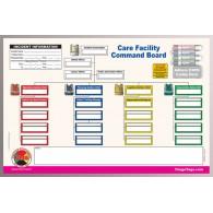 Care Facility Dry Erase Command Board