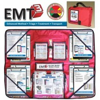 EMT3 8 Position Go-Kit Basic First Responders