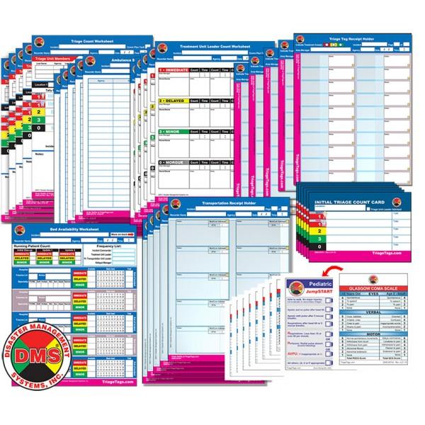 EMT3® Go-Kit - Refill Pack