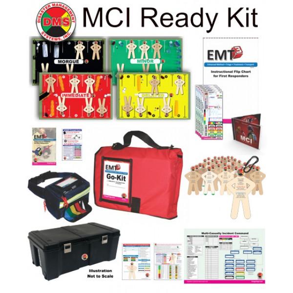 MCI Tabletop Training Kit - No Training Vests