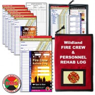 Wildland Fire Crew & Personnel REHAB Log System