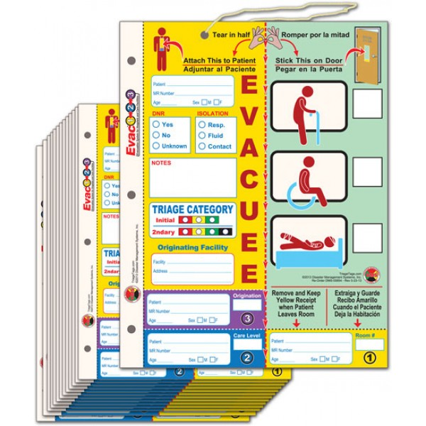 Evac123® Room Evacuation 1 Package (SNF)