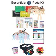 Combo Adult & Ped Victim Tabletop Training for Hospitals