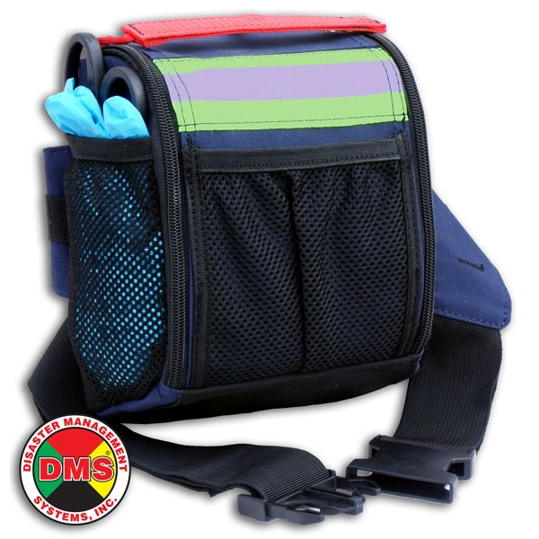 MCI Optimized Compact Triage Ribbon Bag Kit