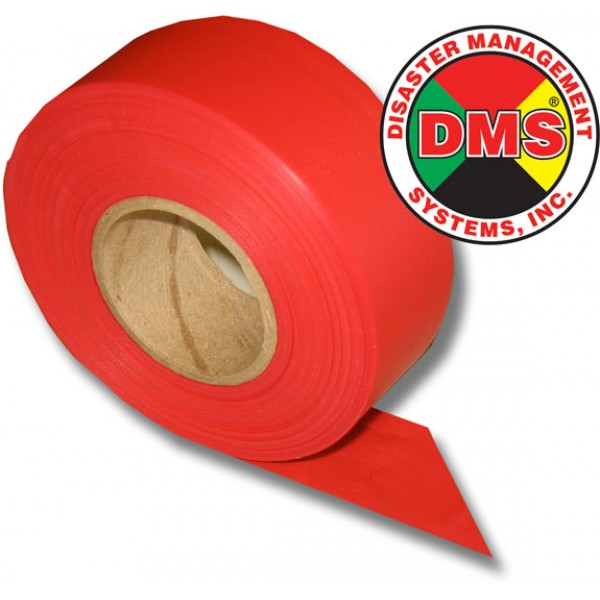 Tactical Triage Ribbon IMMEDIATE Red for 05900 & 05981