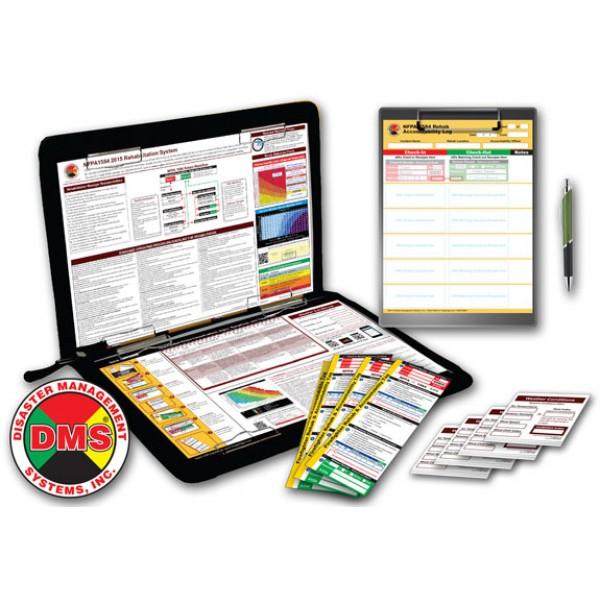 REHAB Vest, Flag & Accountability Kit