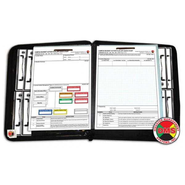 Mobile Incident Action Plan Kit