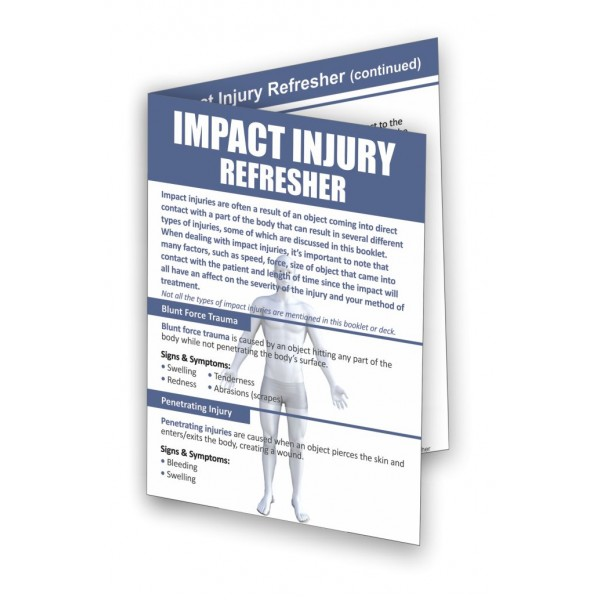 Impact Injuries - 3 Deck Series