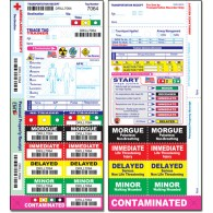 All Risk® Triage Training Tag - Pack of 50
