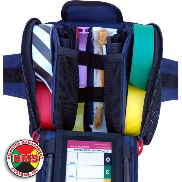 Compact 4-Bay Triage Ribbon Dispenser