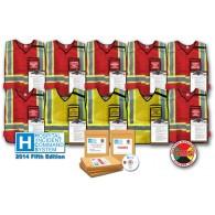 HICS 2014 Compliance Upgrade for HICS IV 78 Position Vest Kit