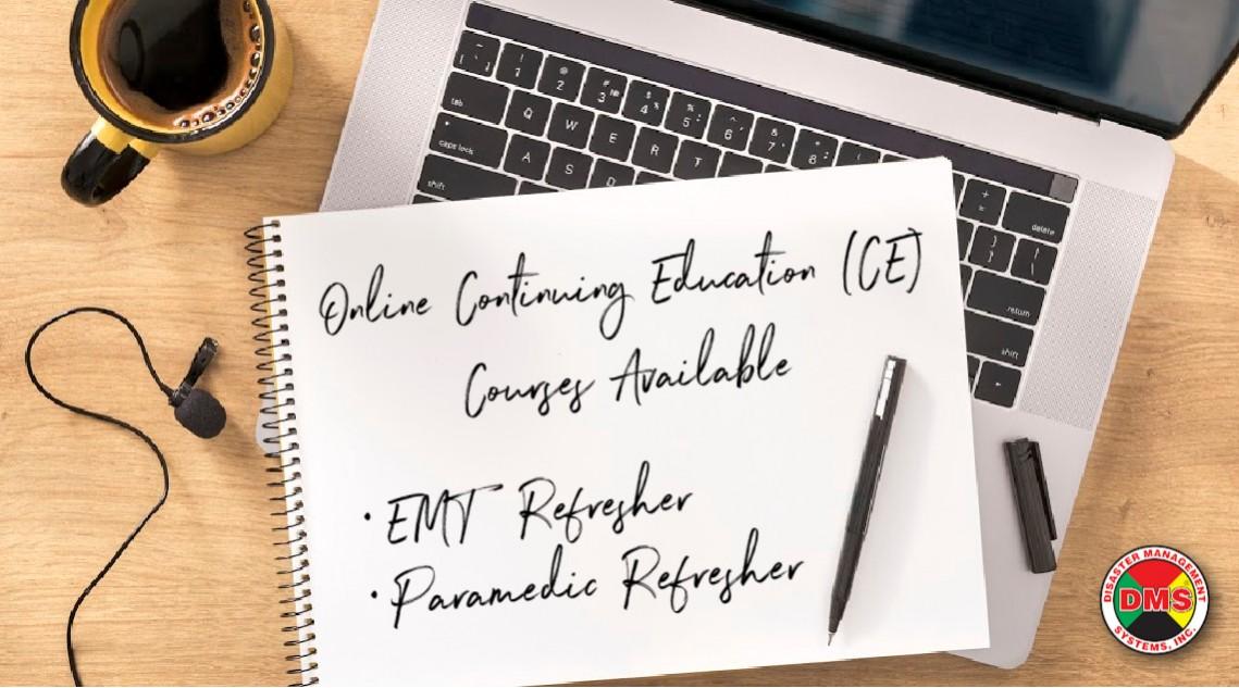 Online CE Courses