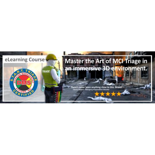 Online S.T.A.R.T. Triage Course