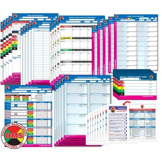 SRS™ Go-Kit Refill Package