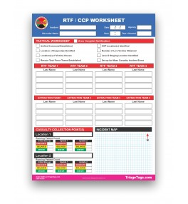 RTF / CCP Worksheet