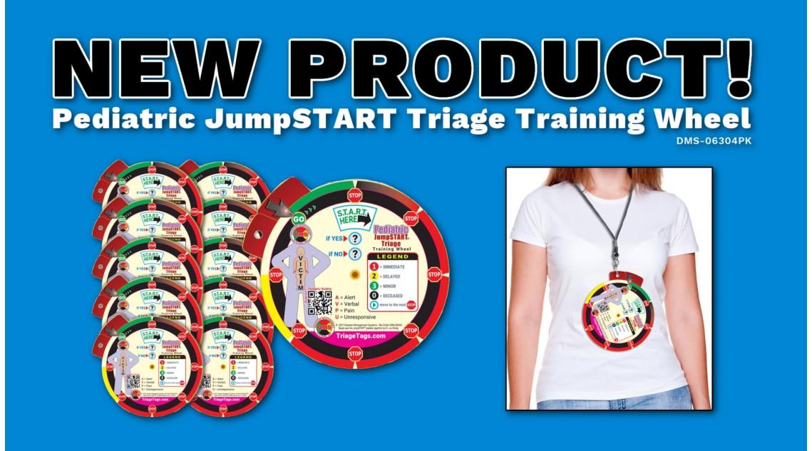 Pediatric JumpSTART Wheel