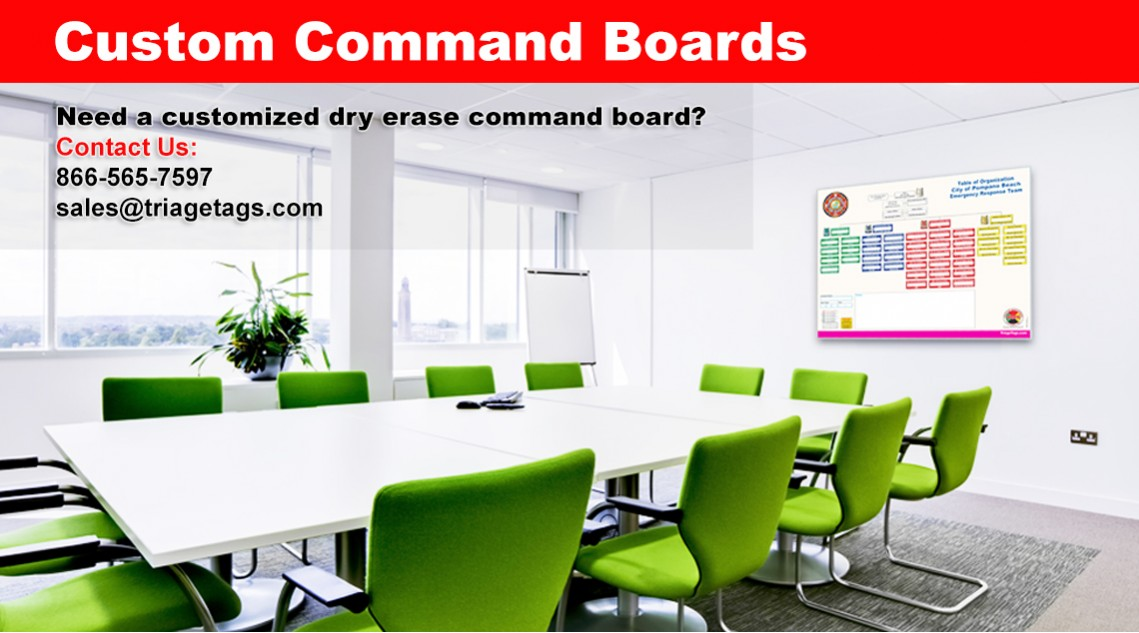 Custom Command Board