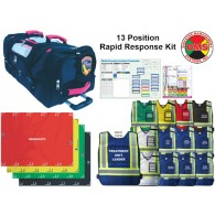 Rapid Response Kit for Larger MCIs - 13 Position