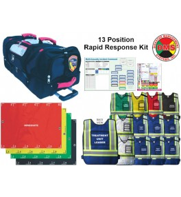 EMT3® 13 Position Rapid Response Kit