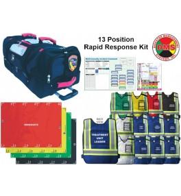 EMT3® 13 Position Rapid Response Kit
