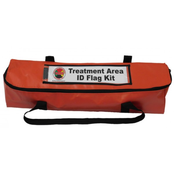 Treatment Area Flag Kit