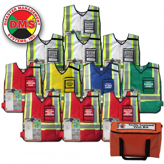 Facility Command Vest Kit