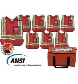 HAZMAT Response Vest Kit