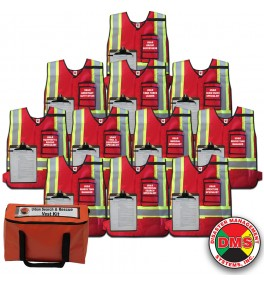 Urban Search & Rescue Vest Kit
