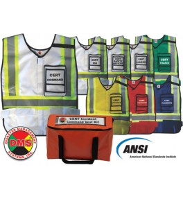 CERT ICS Vest Kit