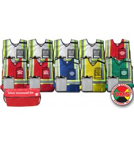 Clinic Command Vest Kit for Small Facility