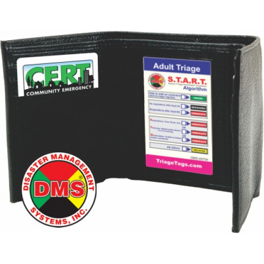 START/JumpSTART Triage Wallet Cards