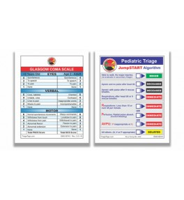 Glasgow Coma Scale / JumpSTART Pediatric Cards