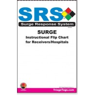 SRS - Surge Response Syst Instructional Flip Chart Hospitals