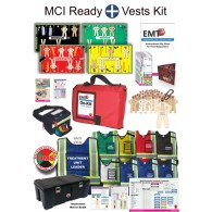 MCI Ready + Vests Kit