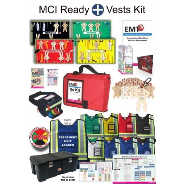 MCI Ready + Vests Kit