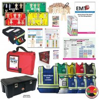 MCI Ready + Vests Training Kit