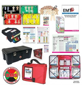 MCI Ready Triage Training Kit