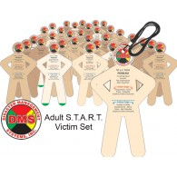 Adult S.T.A.R.T. Victim Set