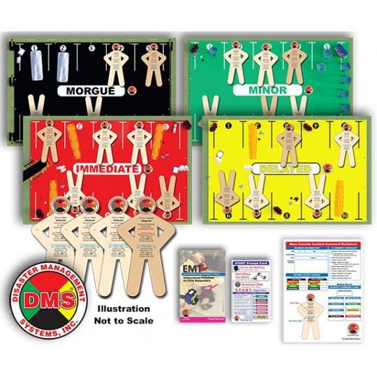 Essentials Triage Tabletop Training Kit