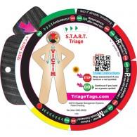 START Triage Trainer Wheel