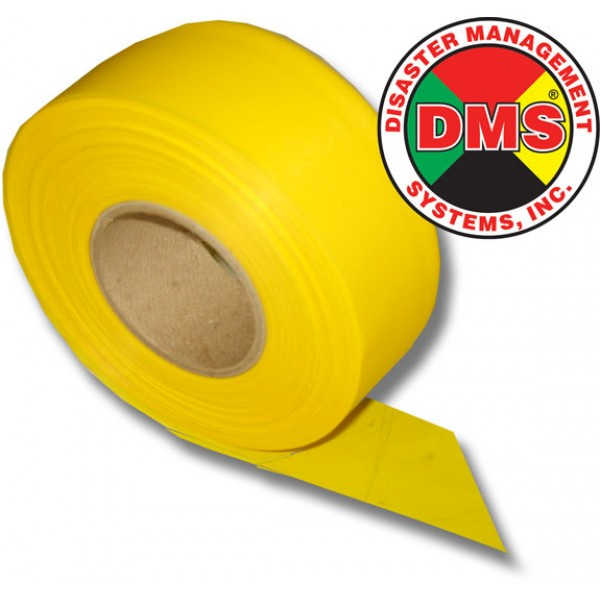 Tactical Triage Ribbon DELAYED Yellow for 05900 & 05981