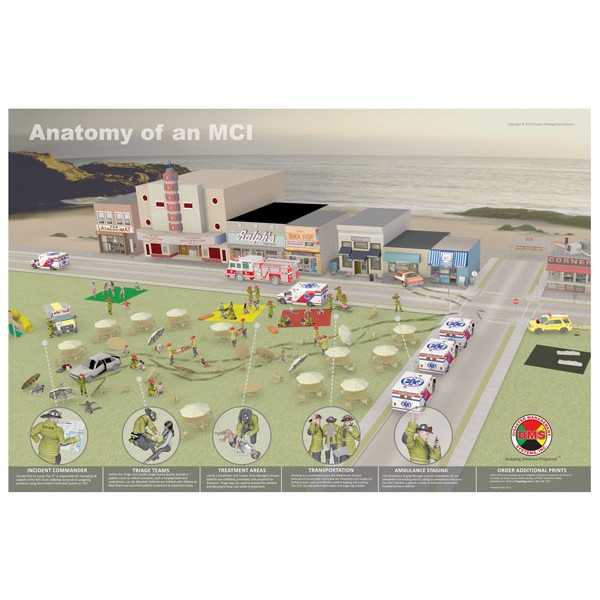 Anatomy of an MCI Poster
