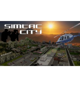 SimTac City™ Tabletop Training Kit