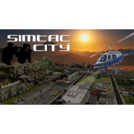 SimTac City Tabletop Simulator