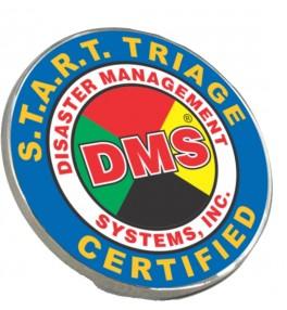 START Triage Certified Pin