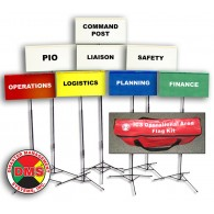 Field Incident Command Flag Kit